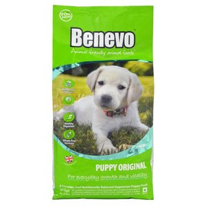 BENEVO Welpe Ursprüngliche - Futter für Welpen 2kg