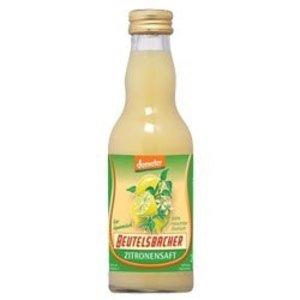 BEUTELSBACHER Zitronensaft, 0.2 l