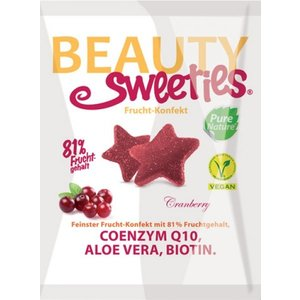 Beauty Sweeties Gominolas de fruta, 100 g