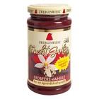 ZWERGENWIESE Erdbeermarmelade und Vanille