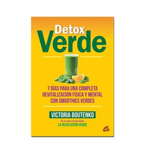 GAIA EDICIONES Buch - Detox Grün