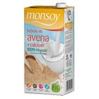 MONSOY Bebida de Avena BIO+ Calcio