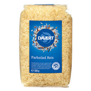 DAVERT parboiled-Reis