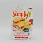 SIMPLY V Con pimiento y chili en lonchas