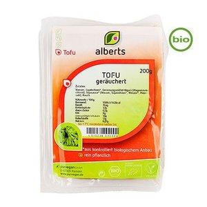 ALBERTS geräucherter Tofu, 200 g
