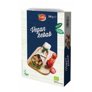 VIVIBIO Vegan Kebab Tempeh, 200 g