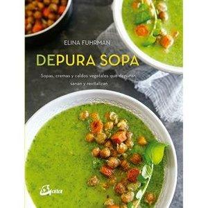 EDICIONES GAIA Libro Depura sopa