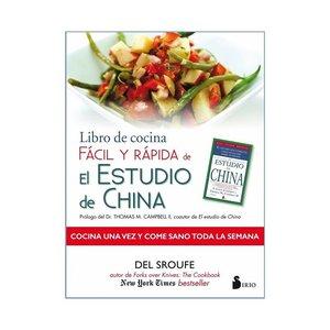 SIRIO Libro de cocina fácil y rápida de El estudio de China