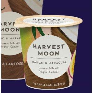 HARVEST MOON Mango-Passionsfrucht-Kokosnuss-Joghurt, Bio, 125 g