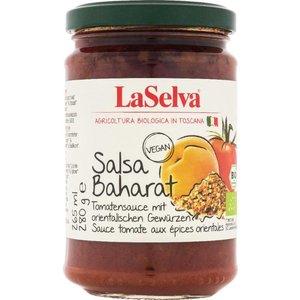 LA SELVA Salsa Baharat mit orientalischen Gewürzen, 280 g