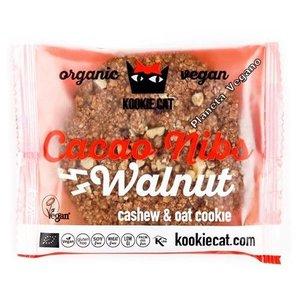 Kakaobohnen Walnüssen Cashew & Haferflocken Cookie, 50 g