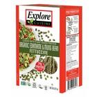 EXPLORE CUISINE Fetuchinis de edamame y habas mungo, 200 g
