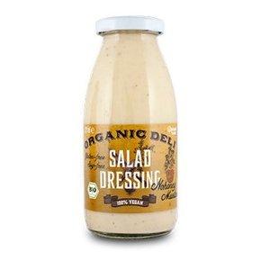 VANTASTIC FOODS Aderezo no-miel mostaza ecológico, 275 ml