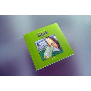 """Boek """"Stek de Egel"""", auteur: Jaap Coenraads (30 juli 1947 - 1 juni 2012)"""