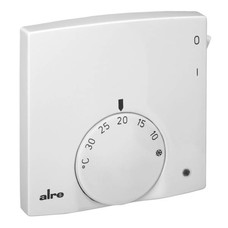 ALRE Raumthermostat RTBSB 201.062 superflach