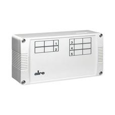 ALRE Regelklemmleiste 230V für 5 Raumthermostate Kühlen VOORL-215.052