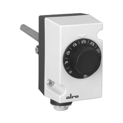 ALRE Kapillar-Thermostat als Kesselregler 0...35 °C KR-80.003-1