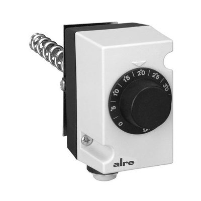 ALRE Kapillar-Thermostat als Kessel-Lüftungsregler 0...35°C LR-80.003-1