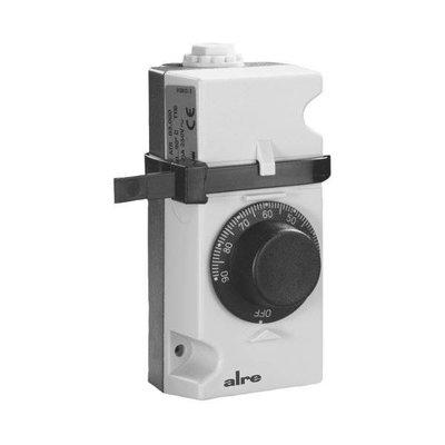 ALRE Rohr-Anlegethermostat 0...60°C ATR 83.101 Inneneinstellung