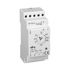 ALRE Temperaturregler elektronisch ITR 79.404 0…60 °C