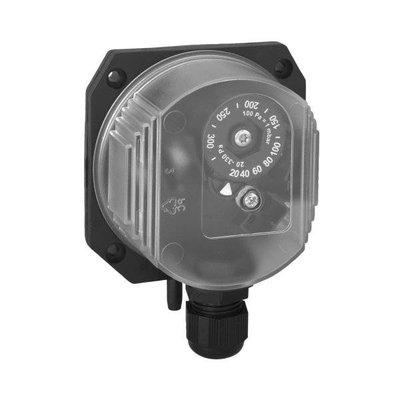ALRE Differenzdruckschalter JDW-3 20...330Pa Luft-Druckwächter