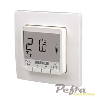 eberle raumthermostat fitnp 3r fu bodenheizung digital. Black Bedroom Furniture Sets. Home Design Ideas
