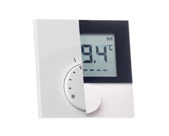 Raumthermostat digital vs. mechanisch