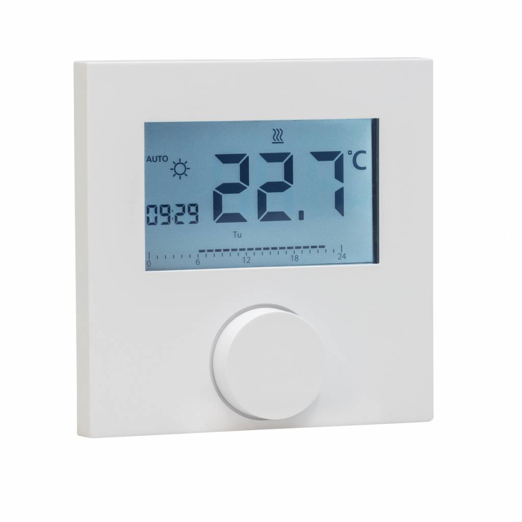 m hlenhoff alpha raumthermostat direct control digital 24v. Black Bedroom Furniture Sets. Home Design Ideas
