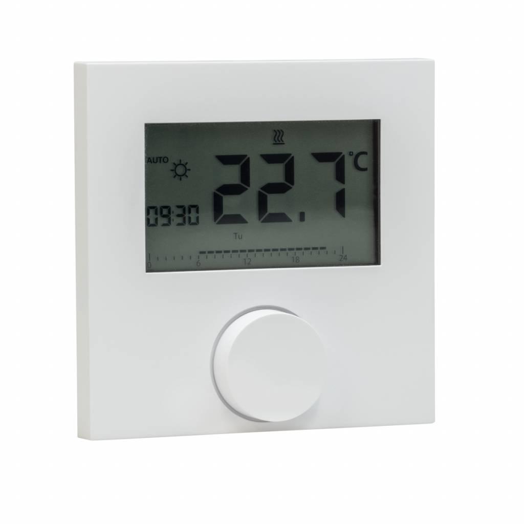 m hlenhoff alpha raumthermostat direct control digital 24v pefra elektrogro handel. Black Bedroom Furniture Sets. Home Design Ideas