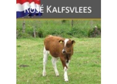 Nederlands Rosé Kalfsvlees