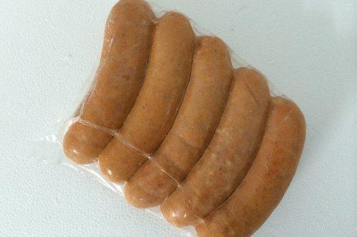 Hollands varken Layton BBQ worst ca. 400 gram