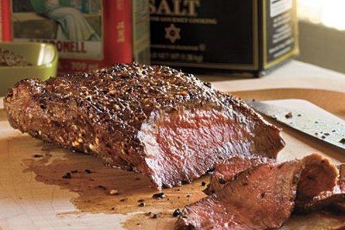 BeefEx Black Angus Beef - Graan gevoerd Flat Iron steak (Sukade)