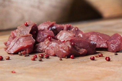 Aaibaar Vlees Stoofvlees (2 x 500 gram) pakket