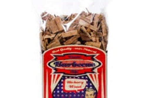 Axtschlag Hickory chips - rookhoutsnippers