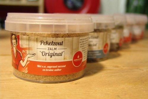 Rookoven Pekelkruiden Zalm (voor droog pekelen)