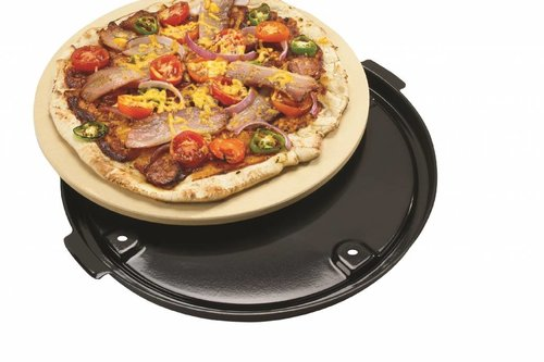 Broil King KEG Pizza Stone Kit