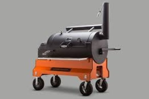 Yoder Smokers YS1500 Competition Pellet Cooker