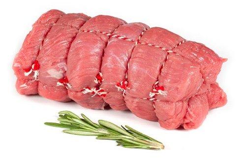 Nederlands Rosé Kalfsvlees Kalfs rollade
