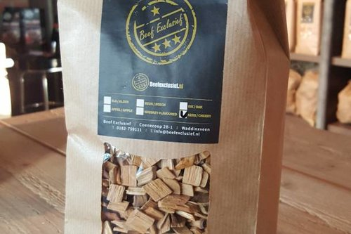 Timber Mist Rookhout Chips Eik