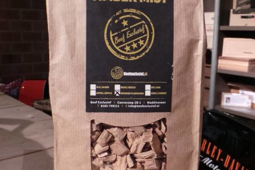 Timber Mist Rookhout Chips Whiskey