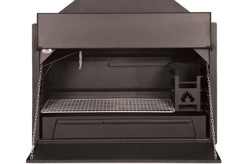 Home Fires Braai Supreme de luxe 1200 inbouwmodel