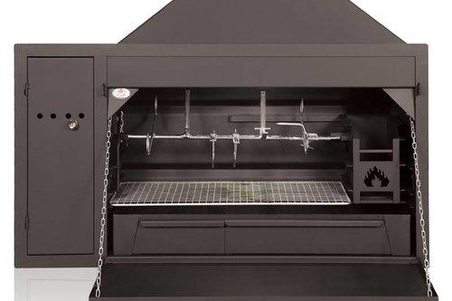 Home Fires Braai Supreme de luxe 1200 spitbraai inbouw
