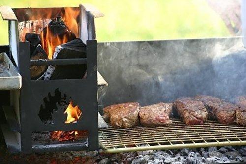 Home Fires Braai Kolenmaker voor braai