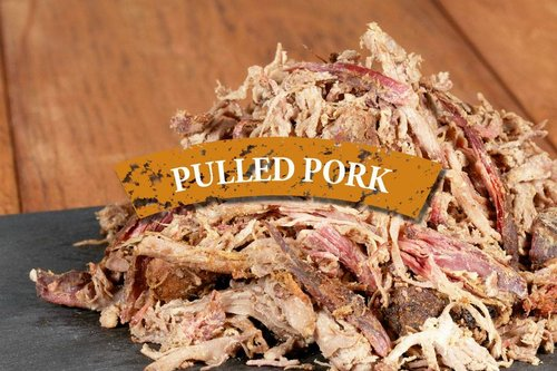 Pulled Pork BeefEx.