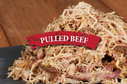 Pulled Beef BeefEx.