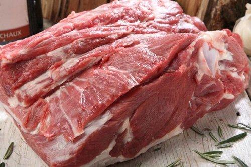 Nieuw Zeelands Lamsvlees Lamsschouder met been