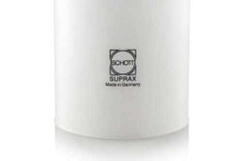 Petromax Glas voor HK350/HK500 Frosted