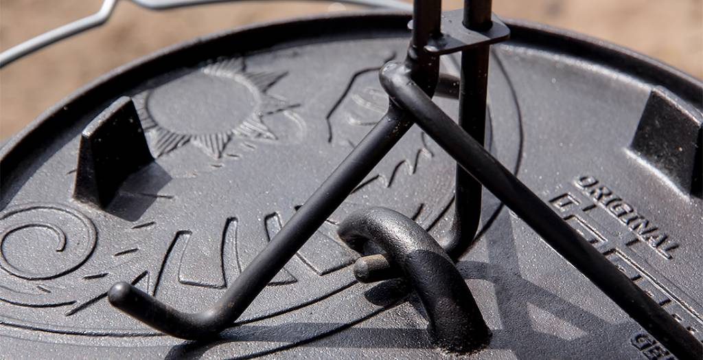 Petromax Dutch Oven Deksel Haak
