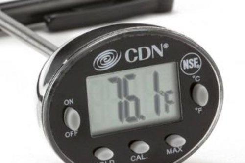 CDN Pro-accurate digitale thermometer