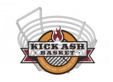 Kick Ash Basket